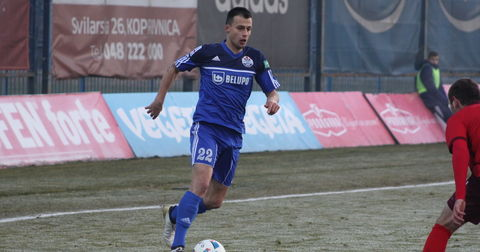 Мирко Ивановски Динамо Загреб