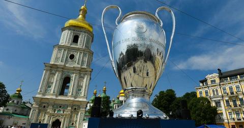 ЛШ трофеј Киев