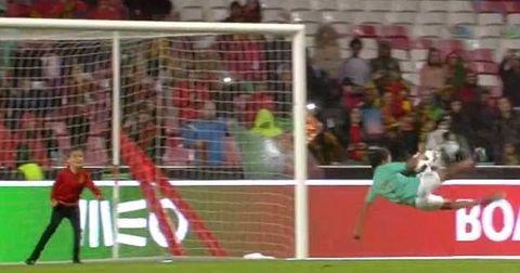 Роналдо јуниот гол