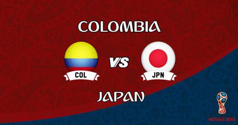 Колумбија Јапонија
