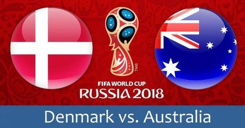 Данска Австралија