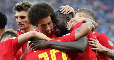 Белгија состави