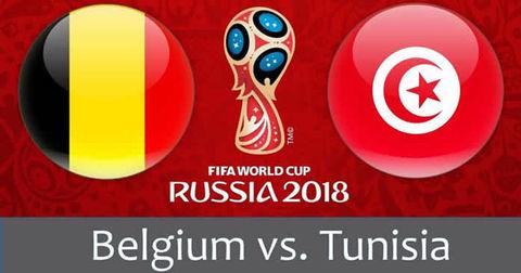 Белгија Тунис