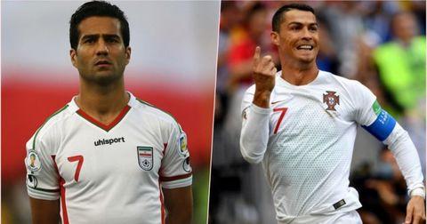 Иран Португалија