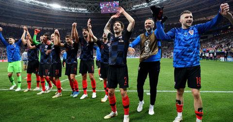 Хрватска ФИФА ранкинг