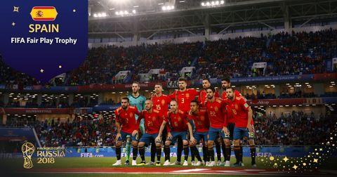 Шпанија фер плеј
