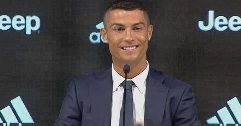Роналдо изјава
