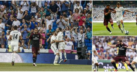Реал Мадрид Бернабеу трофеј
