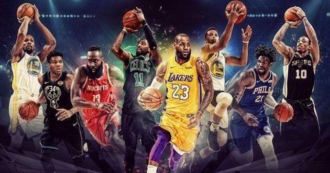 НБА календар