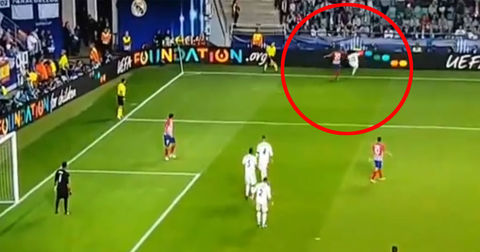 Марсело грешка втор гол