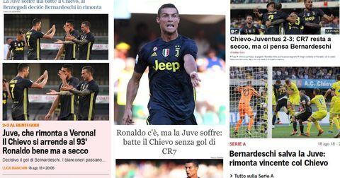 Роналдо италијански медиуми