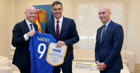 Шпанија кандидатура