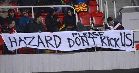 Македонија фанови Арсенал