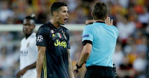 Роналдо УЕФА казна