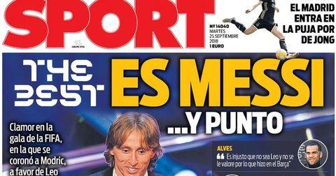 Спорт насловна