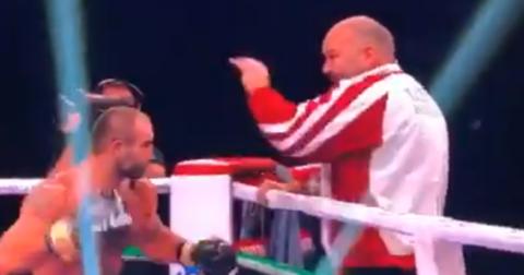 бокс лудак