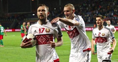 Белорусија победа