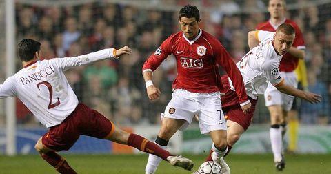 Роналдо против Рома