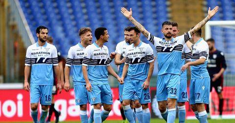 Лацио победа