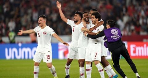 Катар победа