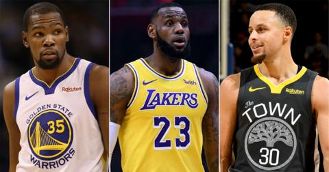 НБА ѕвезди
