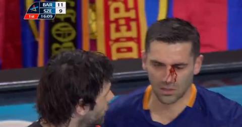 Лазаров повреда