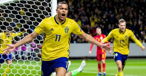 Шведска победа