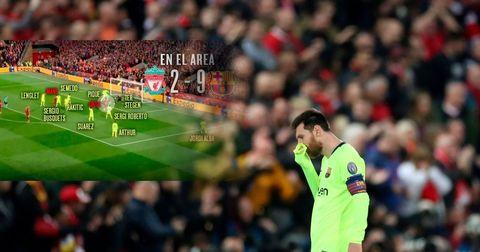 Барселона Ливерпул