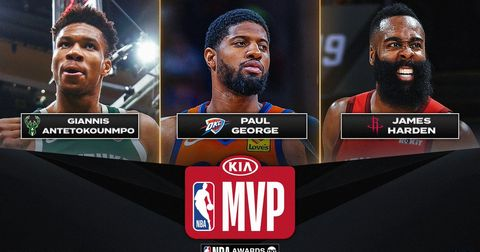 НБА МВП