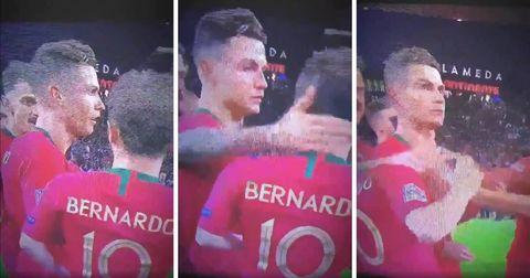 Роналдо реакција