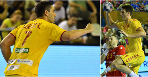 Македонија победа