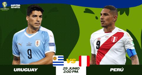 Уругвај Перу