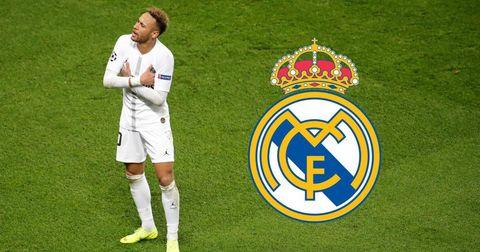 Нејмар Реал Мадрид