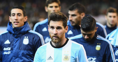 Лионел Меси Аргентина
