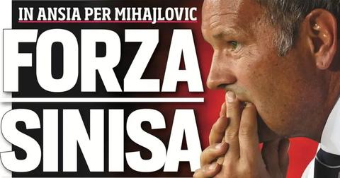 Синиша Михајловиќ
