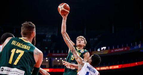 Литванија победа