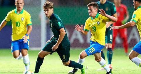 Бразил Италија