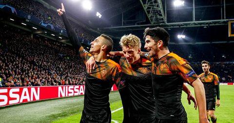 Валенсија победа