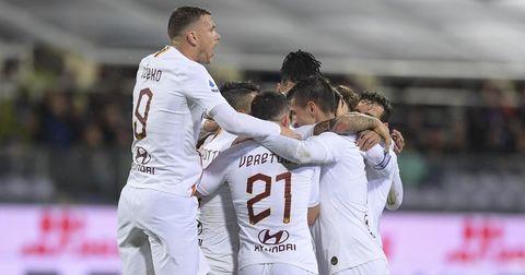 Рома победа