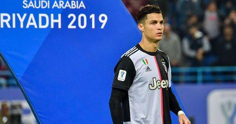 Роналдо пора з финале