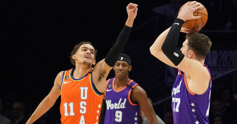 Дончиќ НБА
