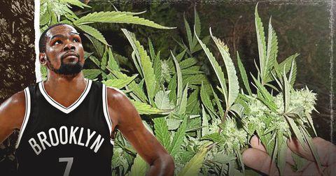 Дурант марихуана