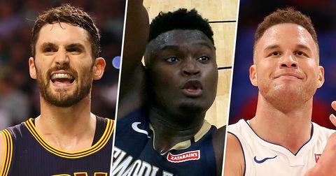 НБА играчи