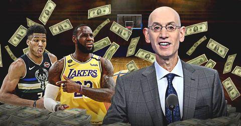 НБА лига