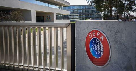 УЕФА Белгија