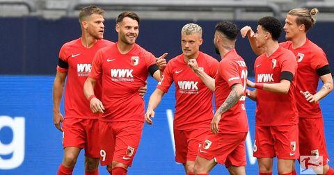 Аугсбург победа