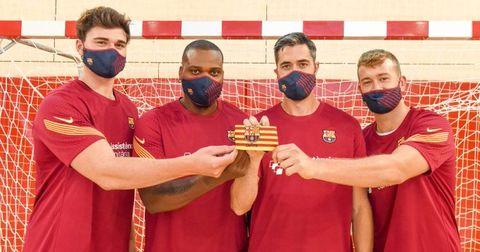 Барселона капитен