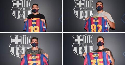 Барселона засилувања