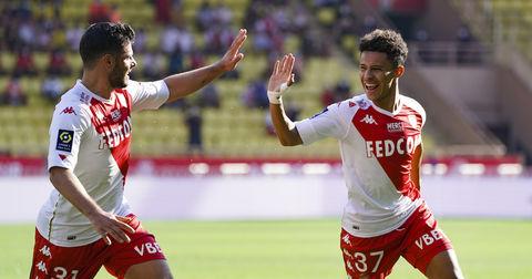Монако победа