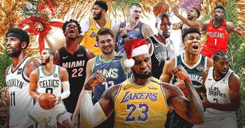 НБА Божиќ